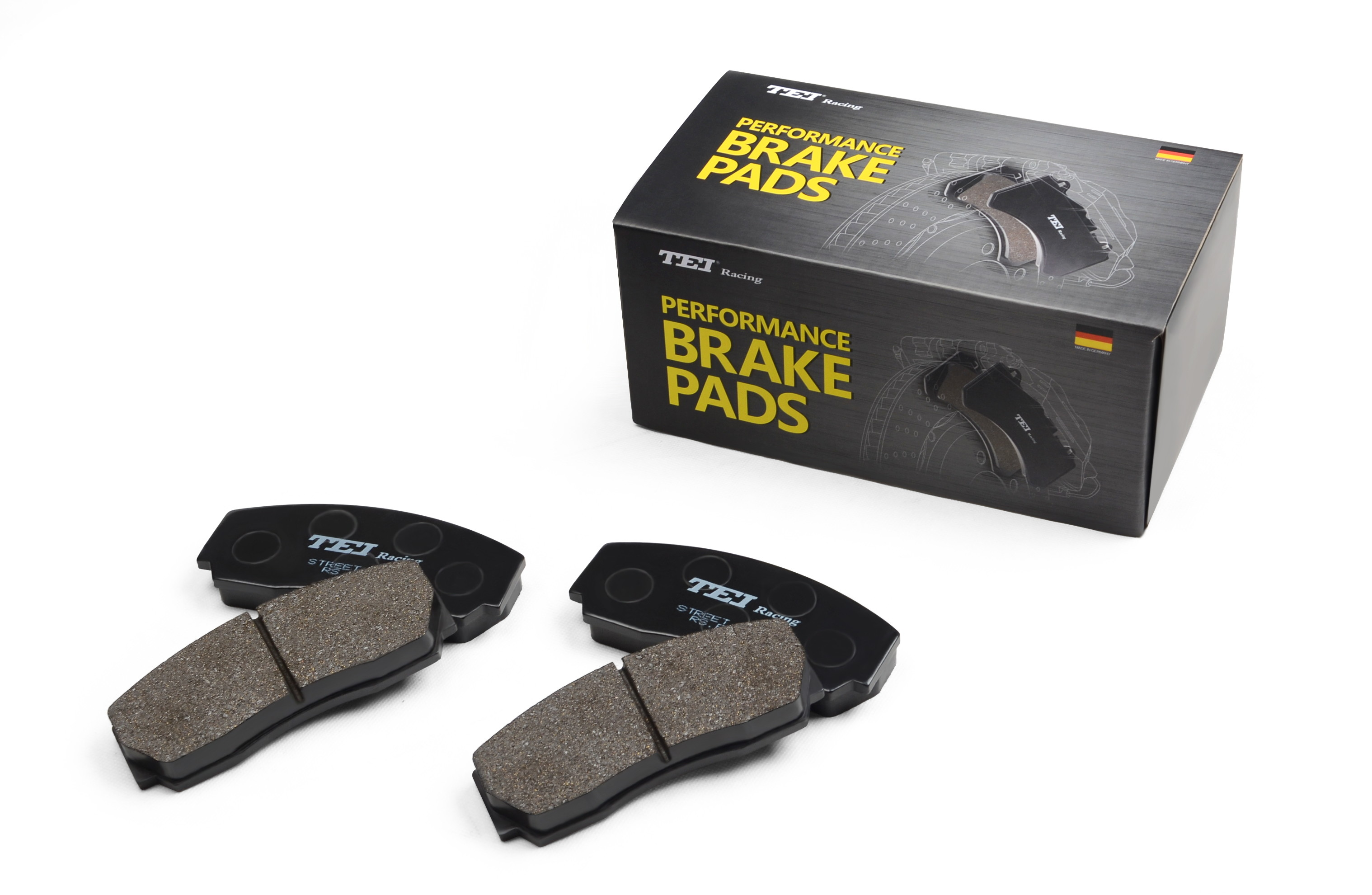china latest news about How long the TEI Racing Brake pads last ?