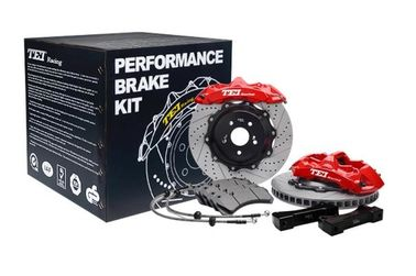 China 6 Piston Infiniti Infiniti Big Brake Kit With 2 Calipers Multi Colors Available factory